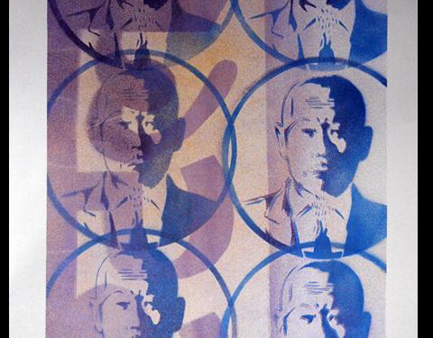 Carpeta Azul
